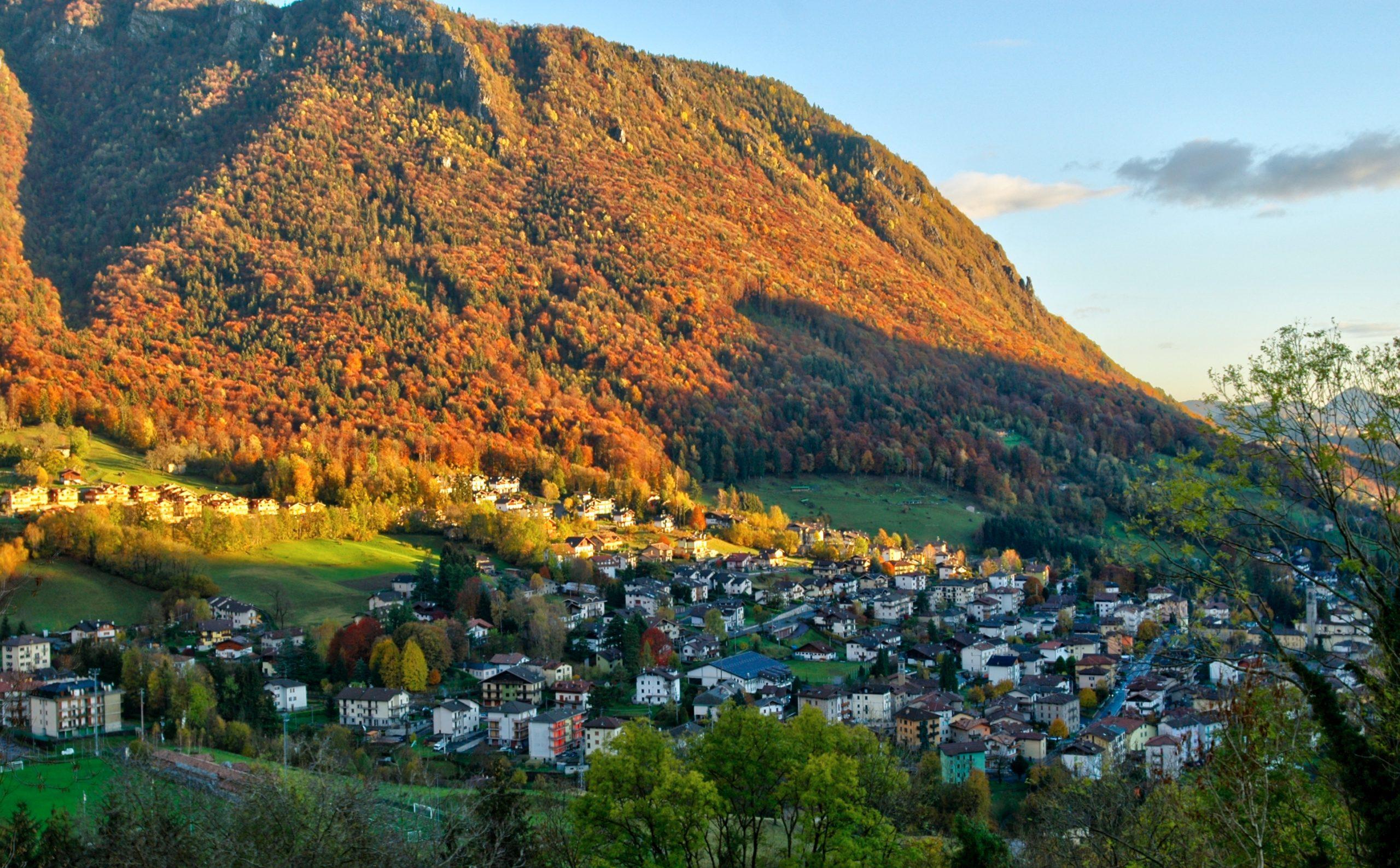 Casa Vacanze Alpi Orobiche - Goccia di Resina - Sharing Orobie - Appartamenti Serina